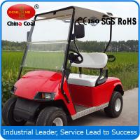2 person cheap electric golf cart for sale of ec91096762 for Motorized carts for sale