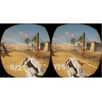 Buy cheap Professional Virtual Reality Software Shooting Game With Multi Target Calibratio from wholesalers