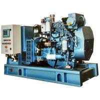 China Reliable 16KW General Diesel Generator Sets 22 KVA Three Phase Four Wire wholesale