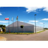 Buy cheap Removeable Re Locatable Industrial Storage Tents Heavy Duty 15m X 30m , 20m X 30m from wholesalers