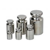 China E1 1mg - 200g Stainless Steel Weight Set For Laboratory / Chemical OEM Accept wholesale