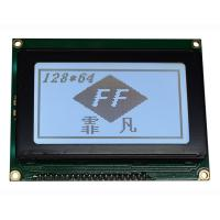 China Flat Rectangle Graphic Dot Matrix LCD Module 93*70mm For Communication Equipment wholesale
