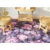 China Flooring Accessories Non Woven Carpet Underlay Felt Anti Slip Rug with PVC Dots wholesale