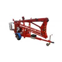 China Trailer Mounted Boom Lift, Cheap Trailer Mounted Boom Lift, Quality Trailer Mounted Boom Lift on sale
