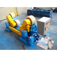 China Automatic Self Aligned Welding Rotator For Wind Tower Fabrication CE Approved wholesale