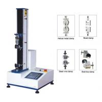 China Electronic Lab Testing Equipment Multiple Clamps Force And Elongation Display wholesale