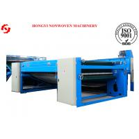 China High Speed Cross Lapping Machine For PU Leather Making 3500mm Width wholesale