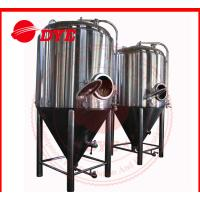 China CE Stainless Steel Conical Fermenter Fermenting / Fermentation Alcohol wholesale