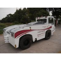 China Advanced Tug Tow Tractor MICO Dual Circuit 360 Degrees Visibility Driving Cab wholesale