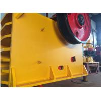 Buy cheap Quarry PEX Jaw Crusher Machine Low Noise Less Dust Capacity 8 - 22t / H Energy from wholesalers