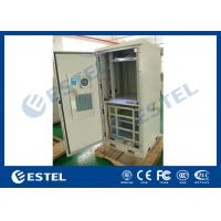 China Sandwich Panel Outdoor Power Supply Cabinet Galvanized Steel Climate Controlled wholesale