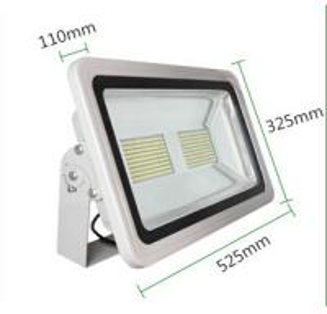 China 200W Projector LED Flood lamps Stadium Lighting energy saving Radar Sensor New thin design wholesale