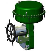 China Multiple Linear Valve Actuator / Spring Diagram Valve Actuator Supplied By Rubber wholesale