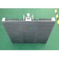 China Die - Casting Al LED Display Cabinet 576mm x 576mm , Full Color LED Screen wholesale