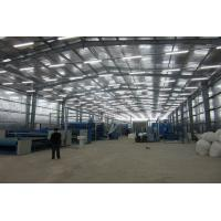 China 2000mm Nonwoven Spray Glue Soft And Hard Wadding / Oven Production Line wholesale