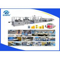 China Linear Type Auto Cosmetic Filling Machine, Six nozzles Sunstick filling wholesale