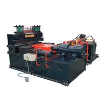 China Hydraulic CNC Angle Line Machine For Opening / Closing Steel Tower Industry wholesale