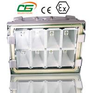 China Waterproof Industry Gas Station Light 40 Watt 60degree Energy Saving wholesale