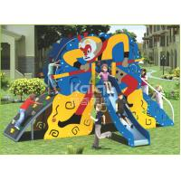 China Chinese famous mythology figure structure PE out door playground for kids wholesale