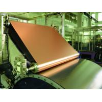 China 76mm Coil ID Copper Shielding Foil 1350mm Width With Standard Wooden Box Package on sale