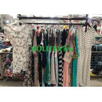 China Top grade used women's clothing , second hand ladies silk dress , for Africa with good price on sale