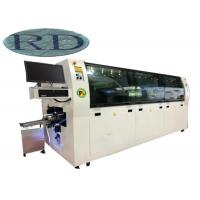 China Automatic Led Dip Wave Soldering Equipment Computer 7kw 0.3-0.6Mpa Air Supply on sale