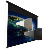 Large motorized screen large projection screens 400 for Motorized retractable projector screen