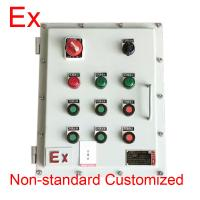 China Chemical Industry Explosion Proof Distribution Box , Low Voltage Flame Proof Panel wholesale