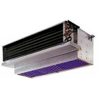 China Thin horizontal concealed fan coil on sale