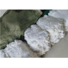 China Genuine Jackets Rabbit Fur For Winter Throw , 22*30cm White Rabbit Fur Pelts  wholesale