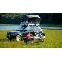 China Hard Cover UV 50+ Roof Rack Pop Up Tent For Your Car 1 Year Warranty wholesale