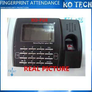 China FU8 2015 Lastest Biometric Fingerprint Rfid Card Time Attendance wholesale