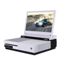 China Utral Thin Portable Gaming Monitor Xbox One S , Small Portable Video Game Screen wholesale