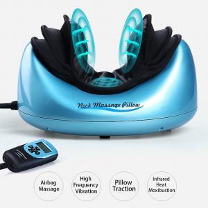 China Lightweight Car Massage Pillow Portable Customizable Shiatsu Neck Massager wholesale
