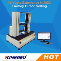 China 180kg Weight Universal Testing Machines Double Column Tensile Tester Easy Operation wholesale