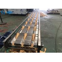 China Ice Cream Cone Cooling Conveyors Stainless Steel , Cooling Conveyor Systems wholesale