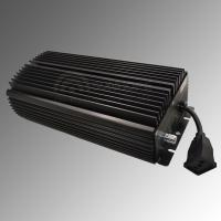 China 600w, 1000w Black Digital HPS Ballasts MH Ballasts Non fan-cooled style on sale