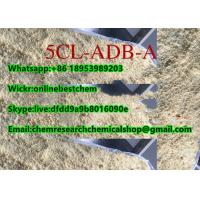 China safe shipping 5cl supplier stronger 5cladb 5CL-ADB-A Pure Research Chemicals 5cladb powder  for research wholesale