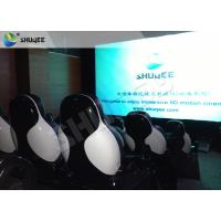 China Upgraded Immersive 5D Movie Theater With Platform Chairs Quick And Easy Installation wholesale