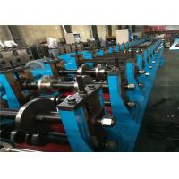 China Scaffolding Plank Sheet Roll Forming Machine Cr12 Blank Steel 45KW 20 Stations wholesale