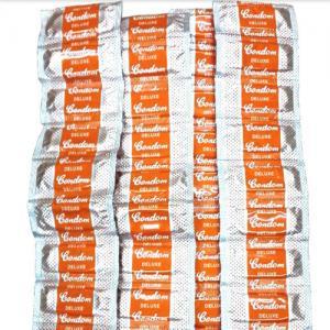 Bulk Custom Graphic Logo Condoms Non Latex