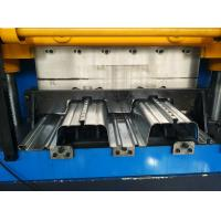 China 0.8 - 1.5mm Thickness Floor Deck Roll Forming Machine CNC Roll Forming Machine wholesale