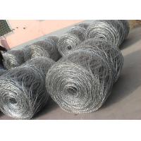 China Hot - Dipped Galvanized High Tensile Barbed Wire 10BWG x 12BWG Per Roll wholesale
