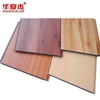 China PVC Ceiling Profiles UPVC Wall Panels Tile Wooden Pattern For Kitchen Ceiling wholesale