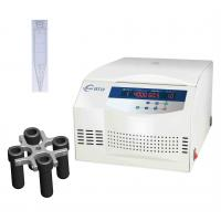 China Low Noise Lab Oil Centrifuge Machine HT10 / Adjustable Speed  and temperature Centrifuge For Oil wholesale