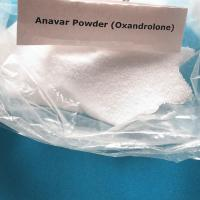 China Powerful Fat Burning Oral Anabolic Steroids Oxandrolone Anavar Cas No 53-39-4 wholesale