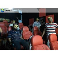 China Fresh Experience 7D Movie Theater Fluent System Completely System Solution For Fun wholesale