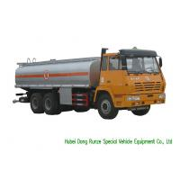 China SHACMAN Diesel Fuel Tanker Truck For Transport With PTO Fuel Pump Oiling Machine on sale