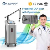 China FDA Approved RF Tube Co2 Fractional Laser Machine Stretch Marks Removal wholesale