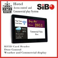 China 7 Inch In Wall Android Tablet PC With POE, Temperature Sensor For Smart Home wholesale